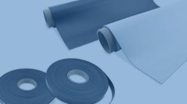 Kategorie Magnetfolie und Magnetband