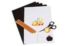 Fotopapier magnetisch für Tintenstrahldrucker