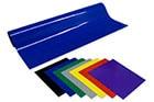 Magnetfolie farbig