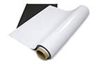 Magnetfolie weiß glänzend beschreibbar