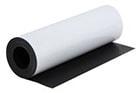 Magnetfolie weiß glänzend