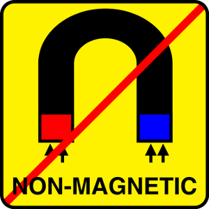 Non Magnetic