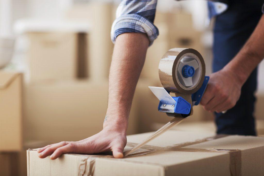 VerpackV § 4 Rücknahmepflichten für Transportverpackungen