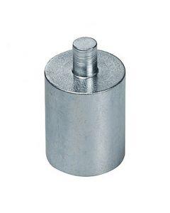Stabgreifer Haltemagnet Neodym (NdFeB) mit Zapfen, Ø6-32mm - Haftkraft bis 34kg