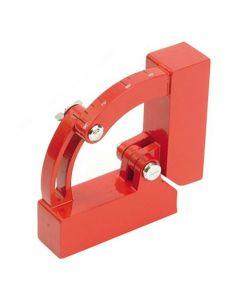 Magnetwinkel / Magnet Schweisswinkel und Montagewinkel, 45°- 90° Haftkraft 40kg