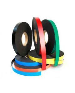 Magnetband Magnetstreifen farbig - Breite 20mm - 5m Rolle - Kennzeichnungsband