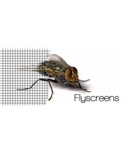 Fliegennetz, Fliegengitter Insektenschutz, Alu Fliegengitter, Meterware