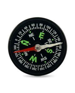 3 x Kompass Taschenkompas Schulkompass für Kinder - Durchmesser: 40mm