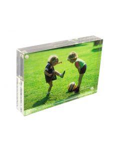 Foto Acrylrahmen mit Magnetverschluss 11,5 x 9 x 2,3 cm