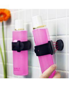 2 x Magnethalter Shampoo-Halter Flaschenhalter Magnet Halterung - 2 Stück