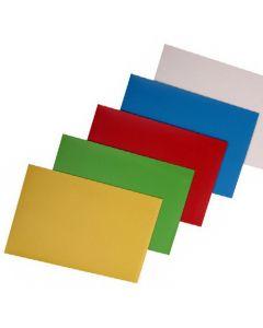 Magnetfolie DIN A4 Format, farbig sortiert - 297mm x 210mm x 0,8mm