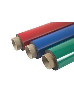 Magnetfolie farbig beschichtet 0,9mm x 60cm x 30m Rolle