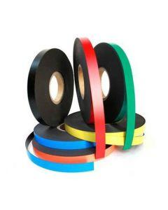 Magnetband Magnetstreifen farbig - Breite 10mm - 5m Rolle - Kennzeichnungsband