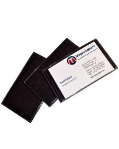 Magnetetiketten Magnetische Etikettenhalter Etikettenträger 10 x 6 cm