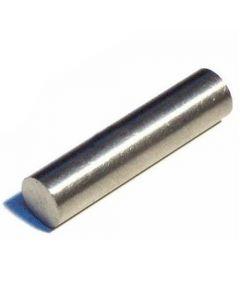 Stabmagnet Magnet-Stab Ø  3 x  15 mm Neodym N40 (NdFeB) Nickel - Haftkraft 650g
