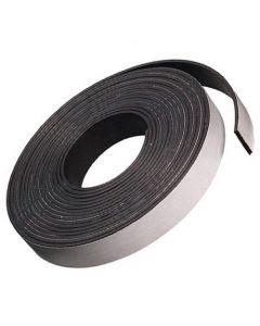 Power-Magnetband Magnetstreifen selbstklebend 3,2mm x 24,5mm x  1m - extra stark