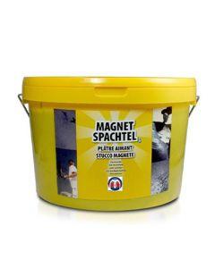 Magnetspachtel Magnetputz Feinputz magnetisch 25kg/10L Eimer - Magnet Zierputz