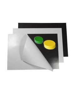Eisenfolie Ferrofolie selbstklebend in DIN-A-Formate (A1, A2, A3, A4)