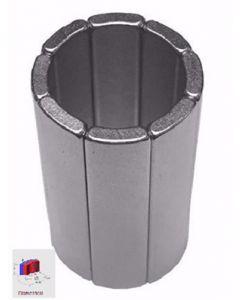 Segment Magnet 30mm x 45° x InnenR 14mm x AußenR 18mm, Neodym N50 - NORD