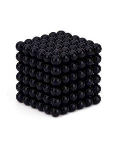 Neocube Schwarz Ø 5mm Magnetkugeln Neodym, 216 Stück im Set