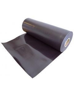 Magnetfolie roh braun unbeschichtet 0,9mm x 62cm x 150cm