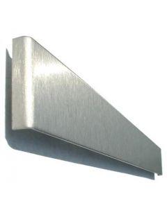 Messer Magnetleiste / Magnet Messerhalter V2A, Metall-Haft-Leiste - 35 x 320mm