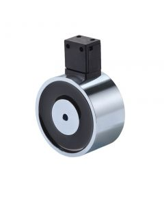 Elektromagnet / Elektro Haftmagnet, mit Anschlussblock, 12V / 24V