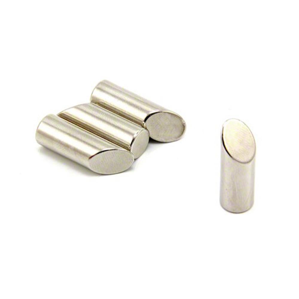 Stabmagnete mit Gehrung 45° aus Neodym