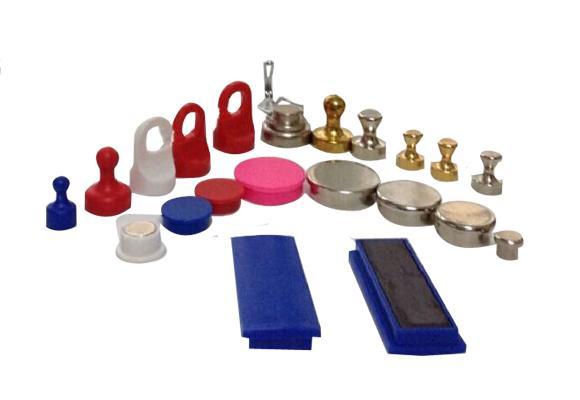 Büromagnete, magnete für magnettafel, pinnwand magnete, magnete für whiteboard, magnete für pinnwand shop, längliche magnete, magnete flach rechteckig, magnete rechteckig günstig von Magnosphere kaufen!